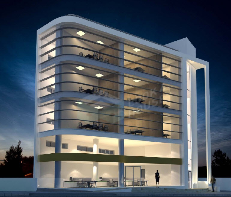 Offices for rent in Latsia
