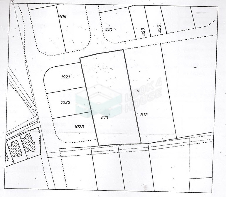 Land for sale in Kolossi