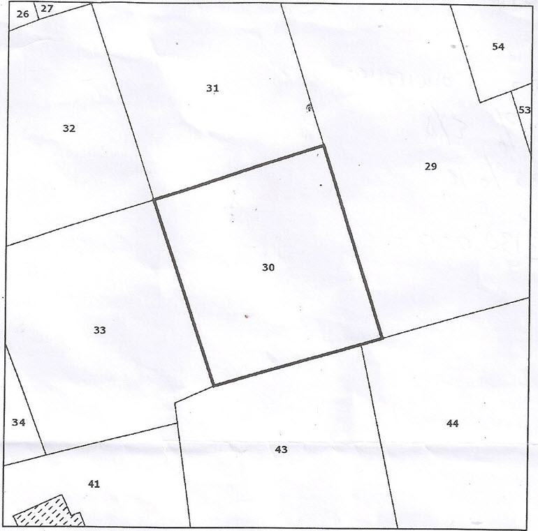 Land for sale in Paliometocho