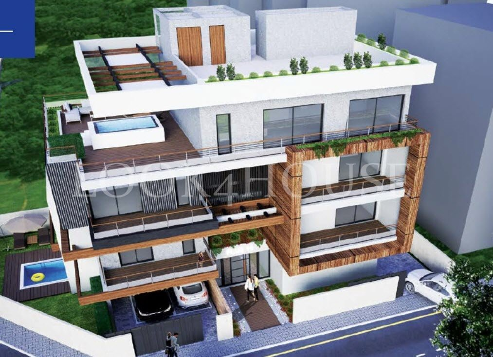 Apartments in Limassol City