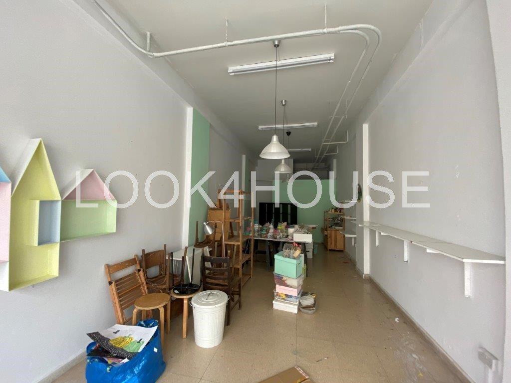 SHOP FOR  RENT STROVOLOS